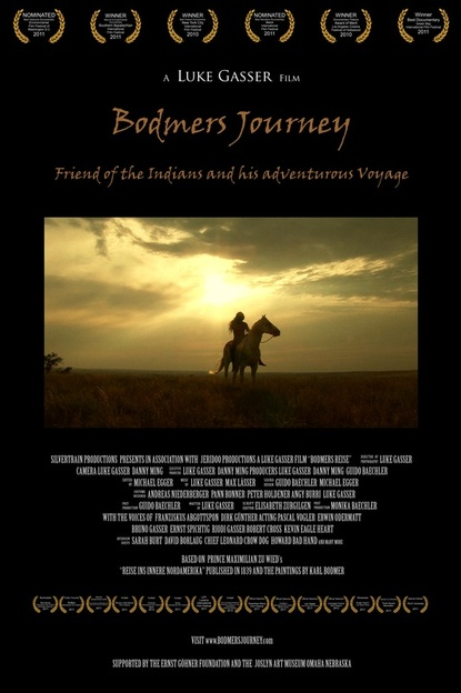 Bodmers Journey - Movie Poster